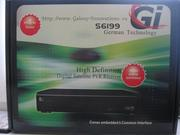 Cпутниковый ресивер Galaxy Innovations S6199 для просмотра HD-каналов,