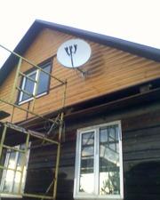 Установка спутниковых антенн и эфирных антенн по Беларуси